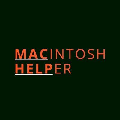macintoshhelper